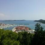 Tribunj, Dalmatien, Kroatien